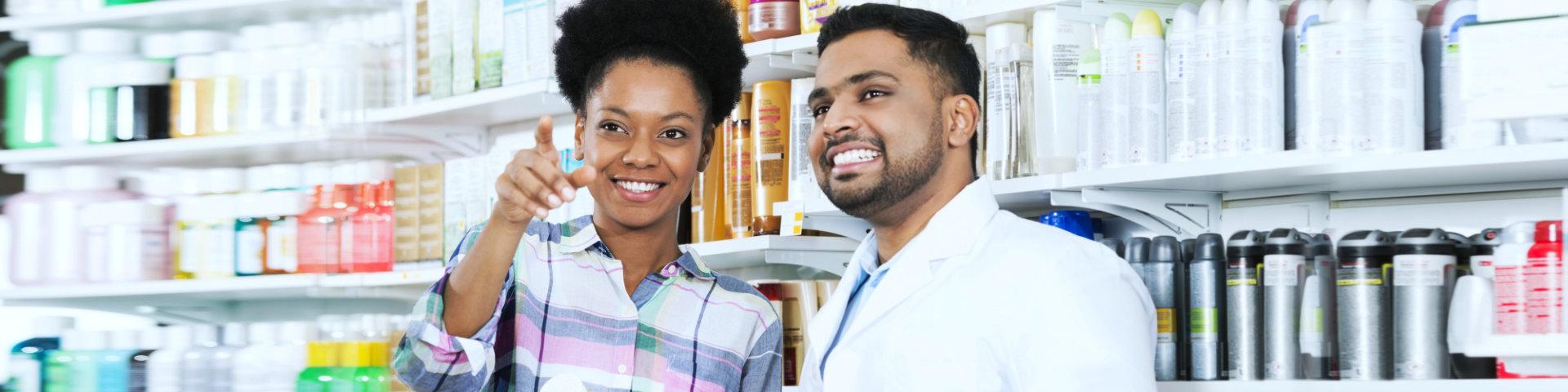 New Pharmacy Customer